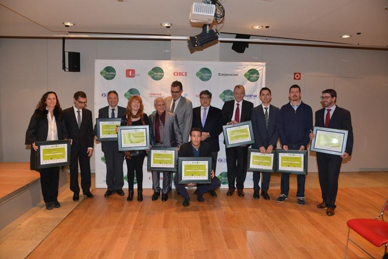 Premios ECO Cataluña 2015