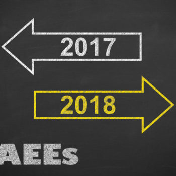 Nuevos RAEEs 2018